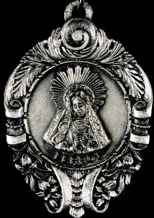 medalla virgen soledad cofradiasoledadferrol.com