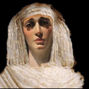 Virgen misericordia cofradia soledad ferrol